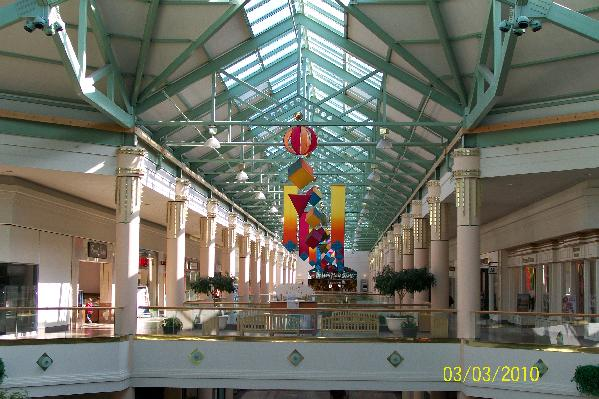 Shopping Centers Electro Painting Chicago Shopping